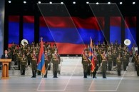 Armenian Army celebartes its 24th birthday