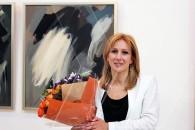 Nazik Aslanyan's personal exhibition opened
