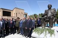 Ավանում բացվեց մարշալ Համազասպ Բաբաջանյանի արձանը