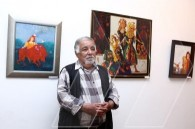 Personal exhibition by Anatoly Grigoryan at Albert & Tove Boyajian Gallery