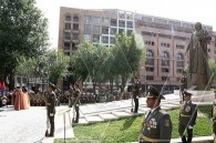 Statue of Garegin Nzhdeh opened in Yerevan