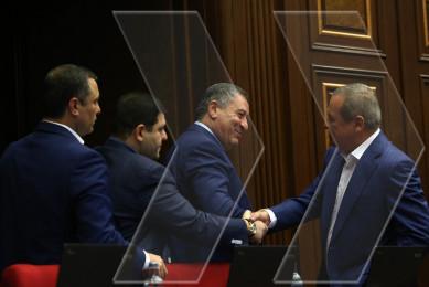 ԱԺ արտահերթ նիստում. 26.09.2016թ