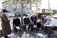 Aging villages