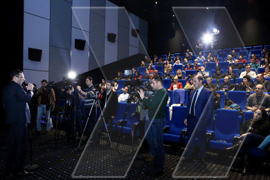"Documentary ""The Besieged"" premiered in Yerevan"