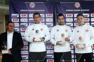 Հանձնվեց Հայաստանի 2016 թ. լավագույն ֆուտբոլիստի մրցանակը