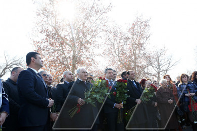 Tribute on the occasion of the 10th anniversary of Andranik Margaryan's demise