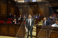 Government's action plan under discussion at Armenia's Parliament