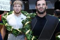 Armenian wrestlers return home to a hero's welcome