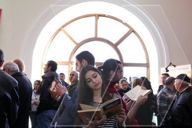 First Yerevan Book Festival launched