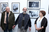 Exhibition of works by photographer Gagik Gasparyan opens in Yerevan