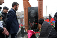 Narek Gasparyan: Celebration of the hero birthday without the hero himself