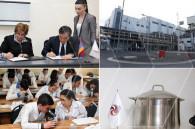 Ճապոնիան ֆինանսական հատկացումներ է արել Հայաստանի էներգետիկ, առողջապահական և կրթական ոլորտներում