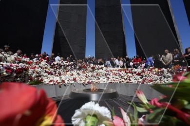 103 տարի անց. Ոչ ոք չի մոռացել, ոչինչ չի մոռացվել