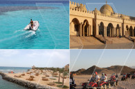 Hurghada: Tale of the Sea about the sun and a desert