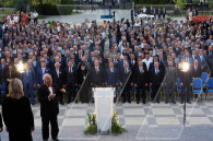Jubilee event dedicated to the100th anniversary of Armenian parliament establishment