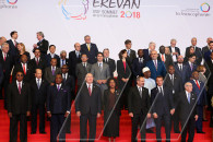 17th Francophonie Summit guests