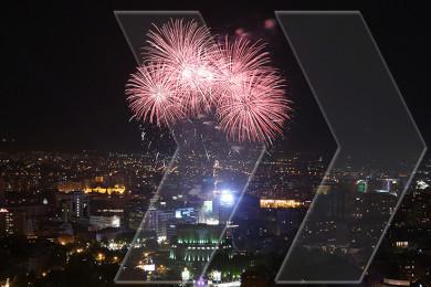 Happy anniversary, Yerevan