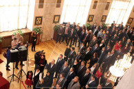 Newly elected Armenian lawmakers receive mandates