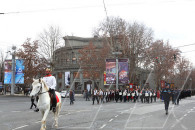 Feast of Saint Sarkis celebrated in Yerevan
