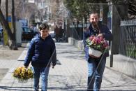 March 8. Yerevan