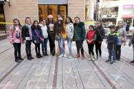 «Հարավային Կովկասն առանց ականների» արշավը՝ Երևանում