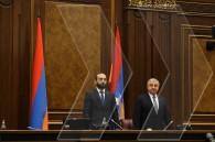 Special sitting of the inter-parliamentary committee on cooperation between the National Assemblies of Artsakh and Armenia