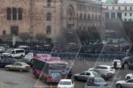 Անասնաբույծները փակեցին փողոցը