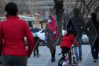 Երևանն արտակարգ դրության օրերին