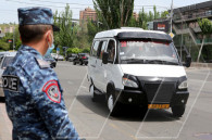 Yerevan under conditions of coronavirus