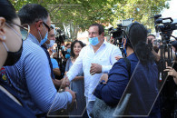 Court hearing on measure of restraint for opposition Prosperous Armenia Party (PAP) leader Gagik Tsarukyan
