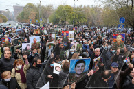 Armenian intellectuals protest march today