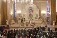 Հիսուս Քրիստոսի Սուրբ Ծննդյան ու Աստվածահայտնության տոնն է. Պատարագ Սուրբ Գրիգոր Լուսավորիչ եկեղեցում