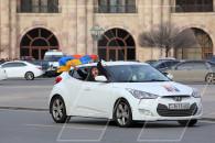 Երևանում ավտոերթեր են Նիկոլ Փաշինյանի հրաժարականի պահանջով