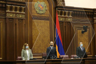 Sixth session of Armenian National Assembly of 7th convocation kicks off