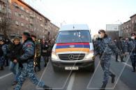 Փաշինյանի հրաժարականի պահանջով անհնազանդության ակցիա  Երևանում
