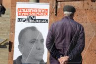 Baghramyan Avenue: Freedom to political prisoner Ara Saghatelyan