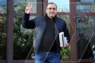 Ara Saghatelyan released from custody