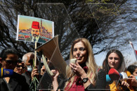 "Brutal ""April 7 surprise"" of Armenia's police to women activists and journalists"