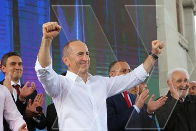 Ազատության հրապարակում անցկացվեց «Հայաստան» դաշինքի հանրահավաքը