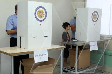 Հայաստանում  արտահերթ կերպով խորհրդարան են ընտրում