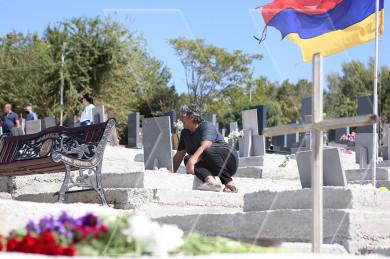 September 21 - Yerablur military pantheon