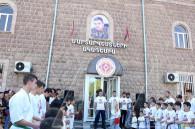 Открылась академия боевых искусств имени Национального героя Ваагна Асатряна