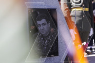Ազգային հերոս, լեգենդար հրամանատար Վահագն Ասատրյանի զոհվելու տարելիցն է