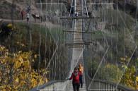 Ճոճվող կամուրջ՝ Հայաստանի հրաշալիքներից