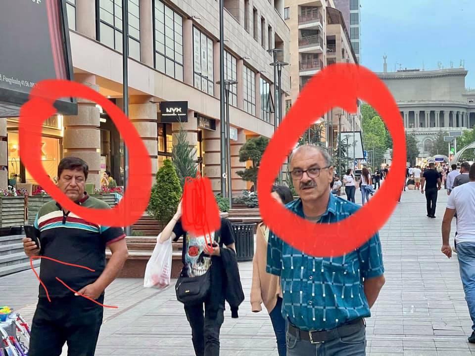 Ուշադրություն. Քաղաքը վխտում է թուրքադրբեջանական գործակալներով