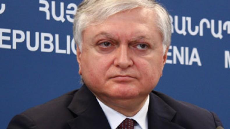 Глава МИД Армении  Кипр внес весомый вклад в высокое дело предупреждения  геноцидов 3a5dc70e7e9