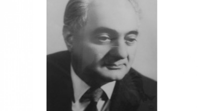 Член президиума писателей армении