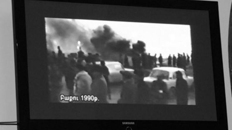 Картинки по запросу Обыкновенный ГЕНОЦИД - Баку 1990