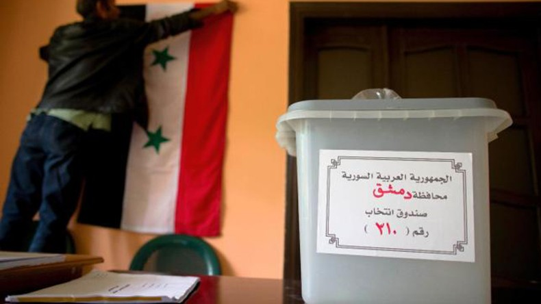 Սիրիայում ընթանում են խորհրդարանական ընտրություններ