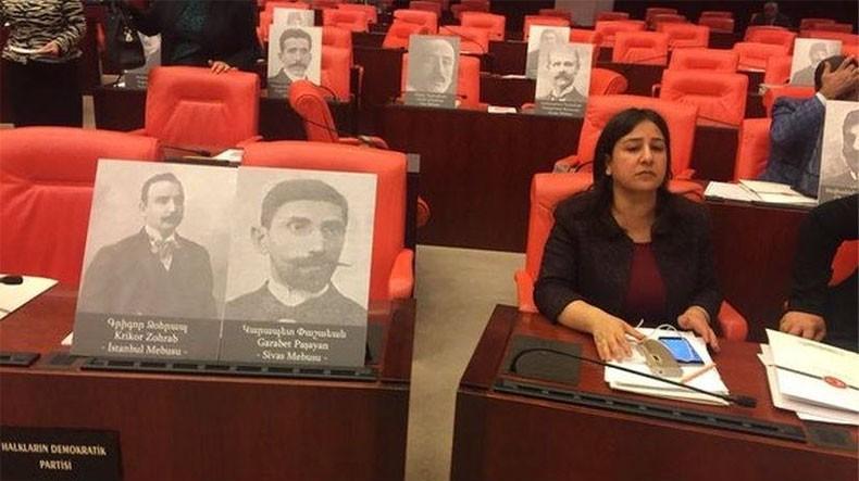 Աննախադեպ և խիզախ քայլ Թուրքիայի խորհրդարանի պատգամավոր Գարո Փայլանի կողմից